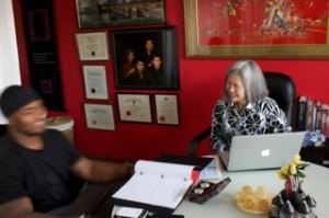 Stevie Baggs & Dr. Joanny