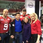 Jon Cornish Randy Chevrier