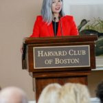 Dr Joanny At Harvard Club of Boston