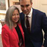 Mauricio Islas & Dr Joanny