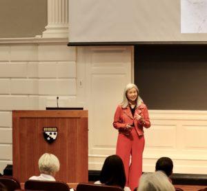 Dr Joanny Liu @ Harvard
